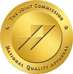 The Joint Commission Nation Quality Approval Seal